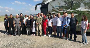 Eskişehir'de yamaç paraşütü heyecanı yaşandı