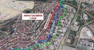 TuranTuran Güneş'e trafik düzenlemesi