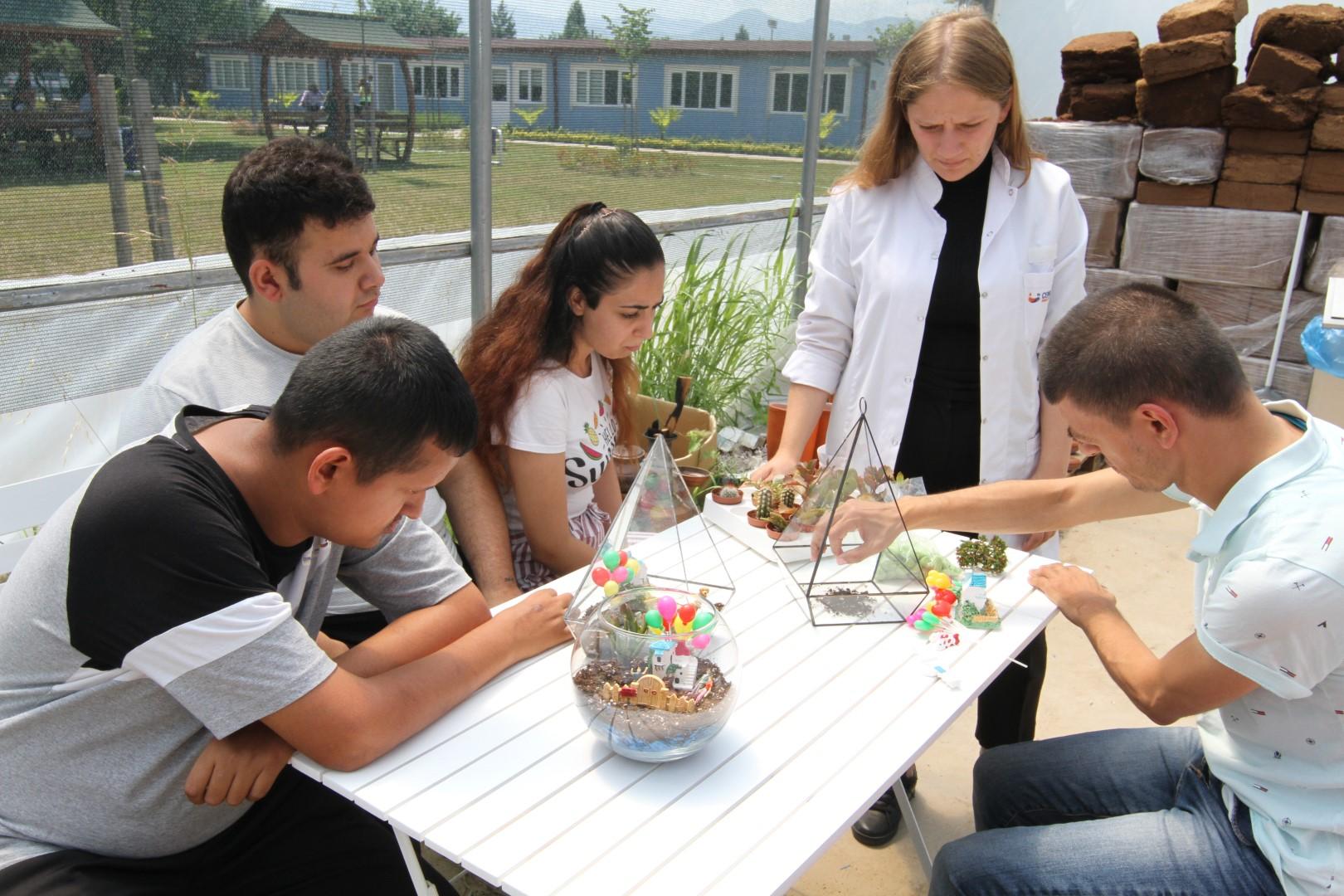 Cemil Meriç'de Hemsball ve Teraryum etkinlikleri