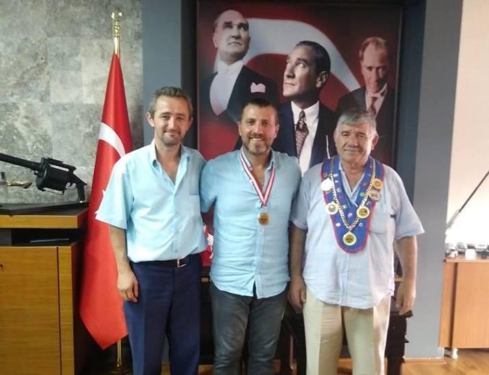 Aygün'den Durmuşoğlu'na ziyaret