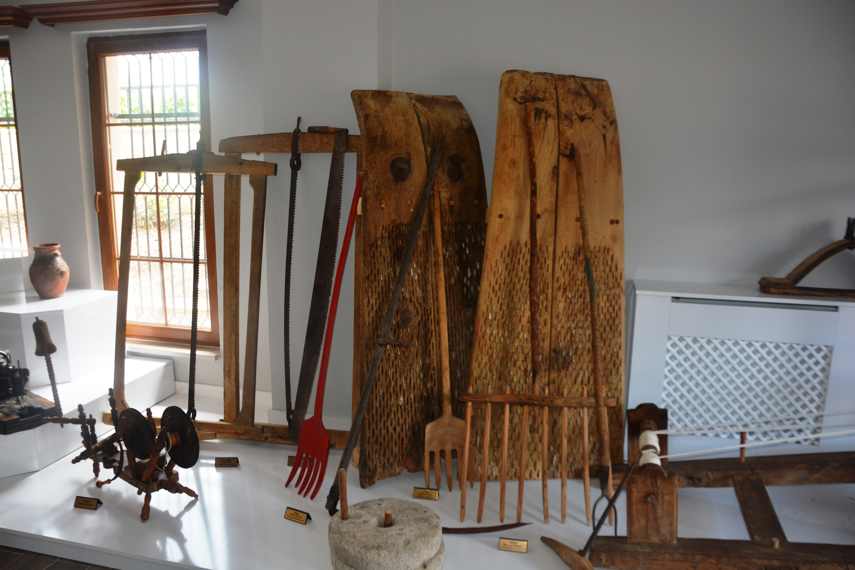 İlk köy müzesi yarın açılıyor