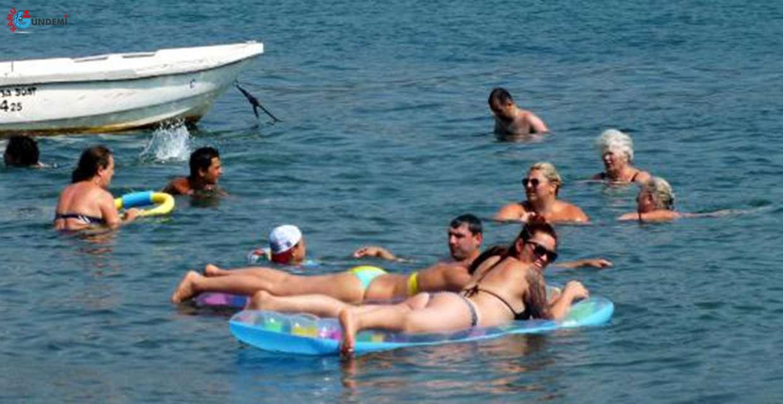 Egeli turizmcinin yüzü gülüyor