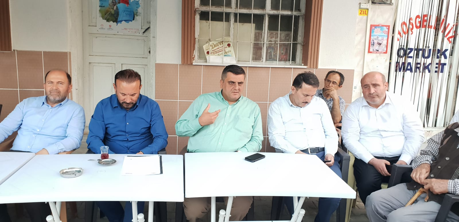 AK Partililer, köyleri turladı