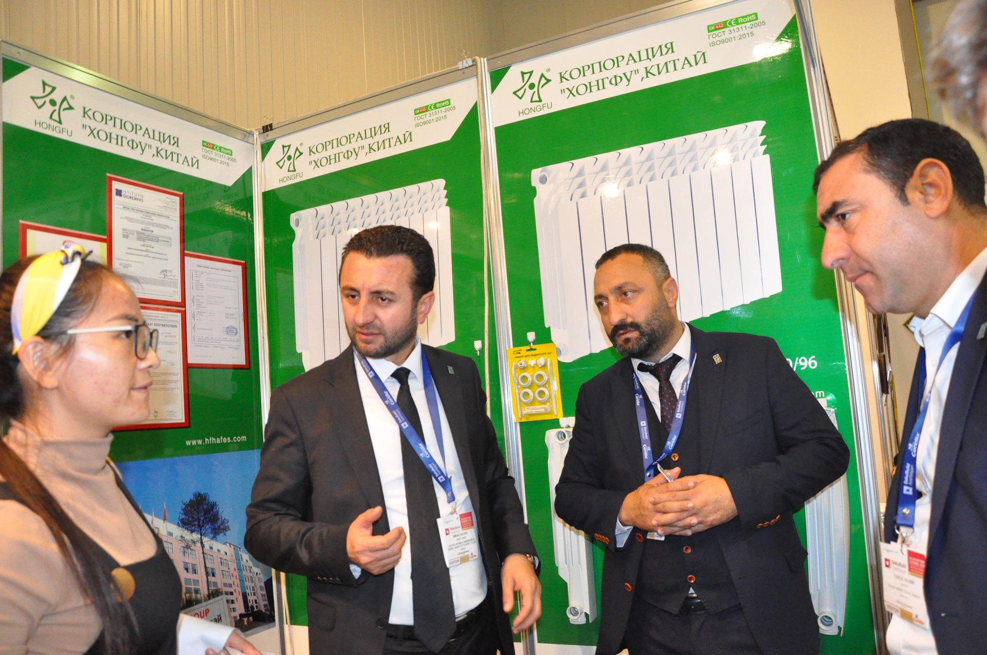 KOTO inşaat heyeti Azerbaycan