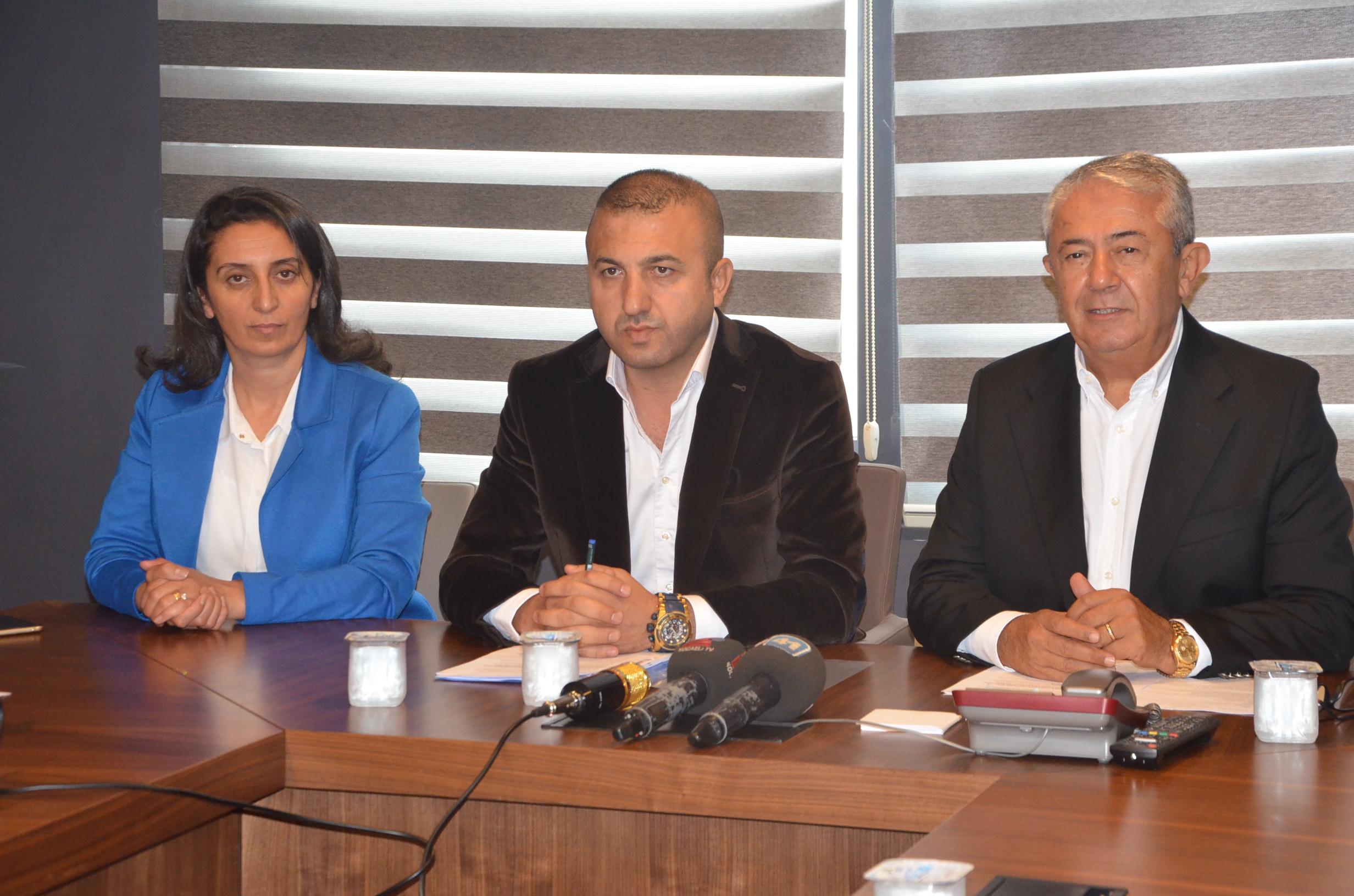 """""""Karaosmanoğlu bu şehir için talihsizliktir"""""""