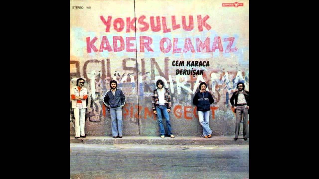 Bir usta, Anadolu Rock müziğin dehası, Cem Karaca