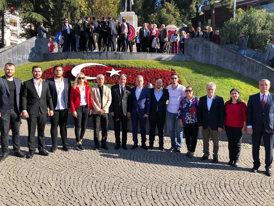CHP İzmit, Cumhuriyeti kutladı