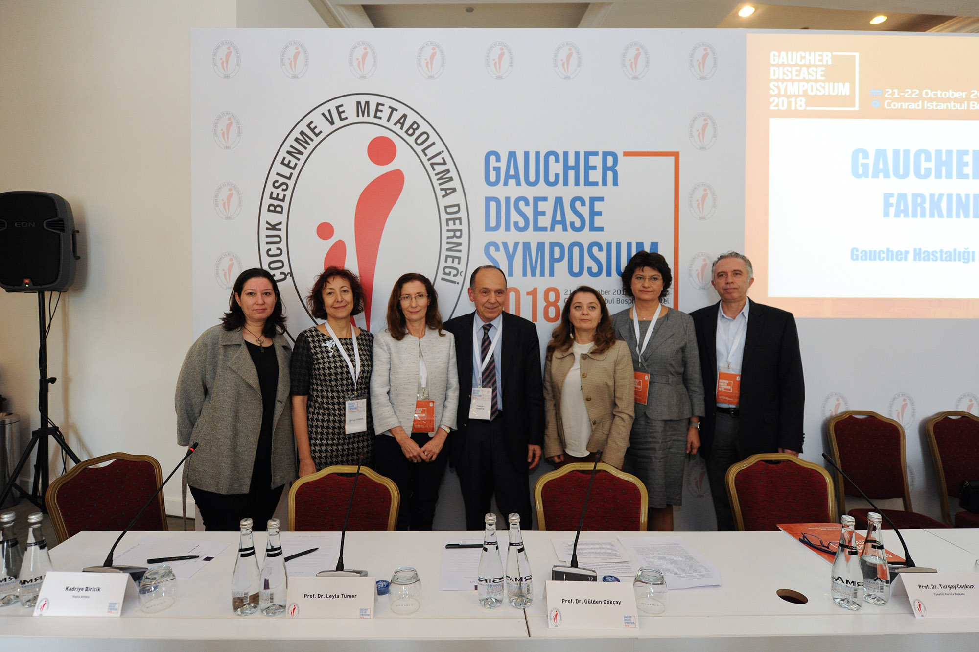 Gaucher hastalığı masaya yatırıldı