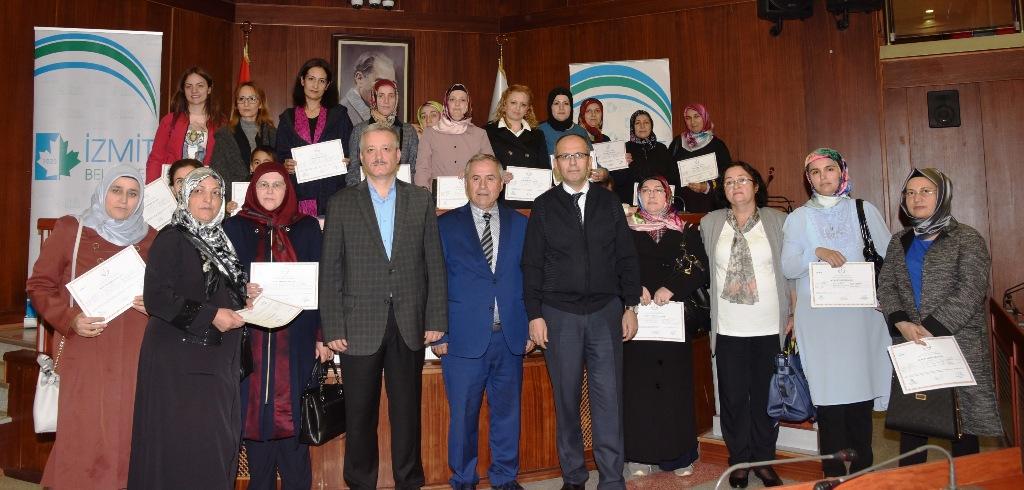 İş Kadınları Gelişim Akademisi tanıtıldı