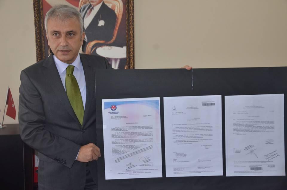Türk Sağlık Sen'in girişimi olumlu sonuçlandı