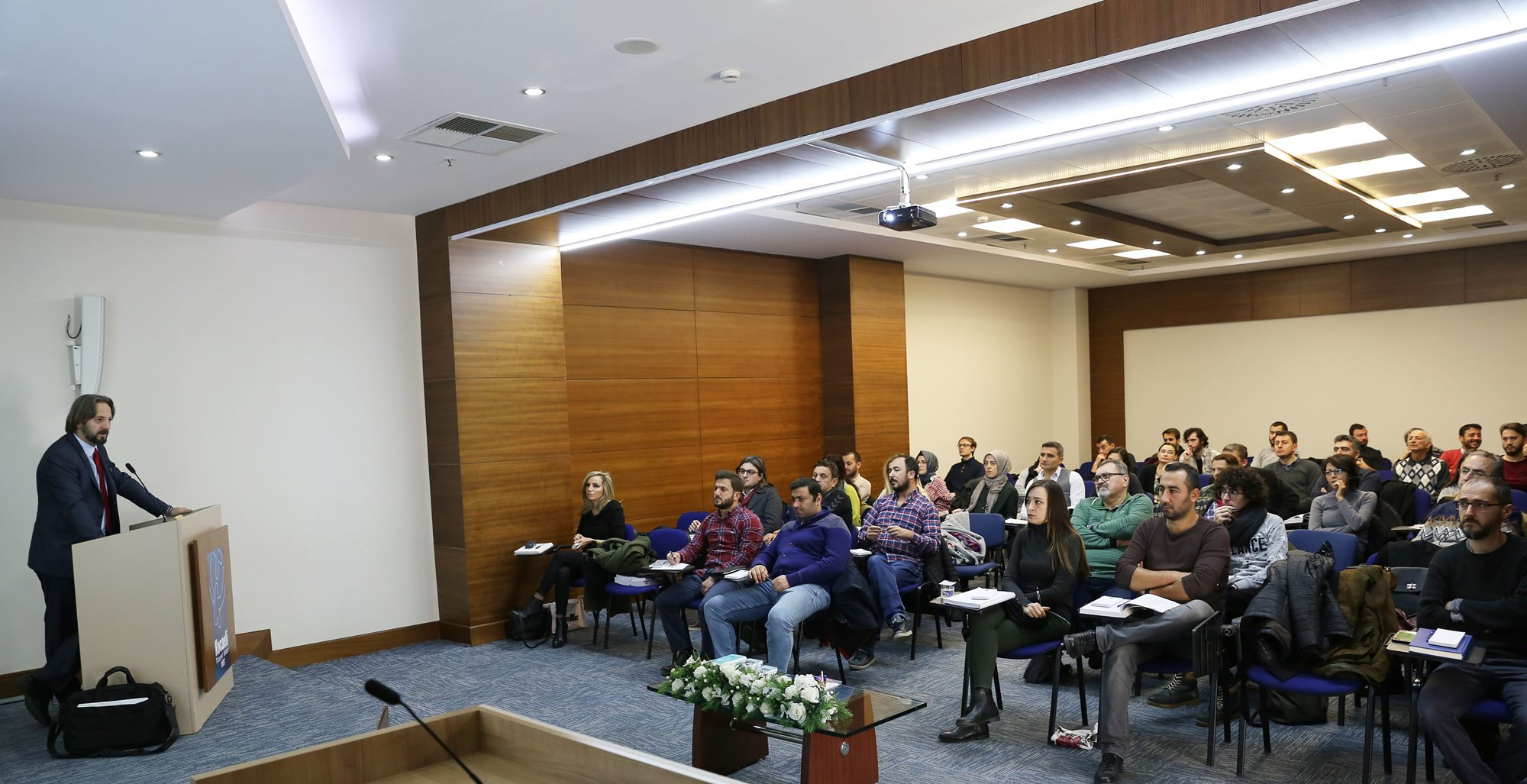 Türkiye Bina Deprem Yönetmeliği 2018 Eğitimi başladı