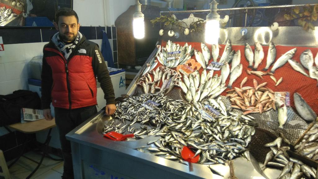 Balık fiyatları mevsim normallerinde