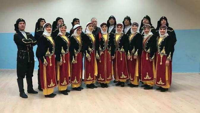 KARBAFED folklorcuları, Tunus Karnavalı'na katılıyor