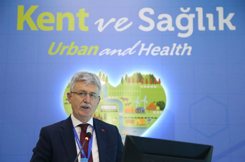 Kent ve Sağlık Konferansı start aldı