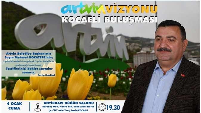 Mehmet Kocatepe, icraatlarını anlatacak