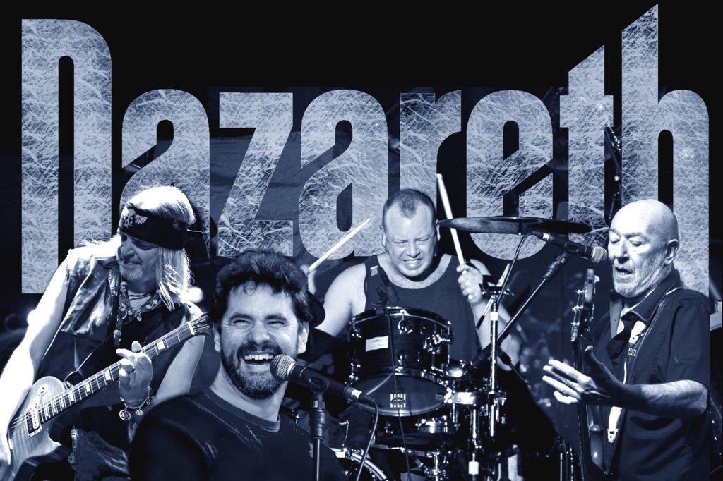 NAZARETH. Evet rock müzik dostları bu haftaki rock müzik grubumuz İskoç hard rock grubu NAZARETH…