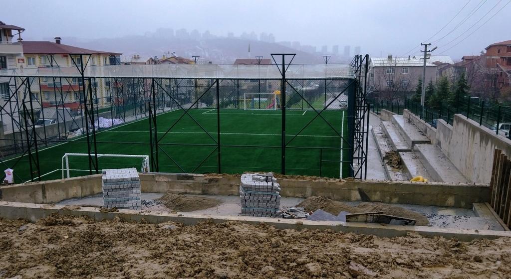 Yeşilova'nın spor tesisi olacak