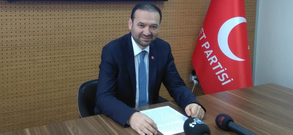 """""""Lidyalılar parayı, AKP'liler verginin vergisini buldu"""""""
