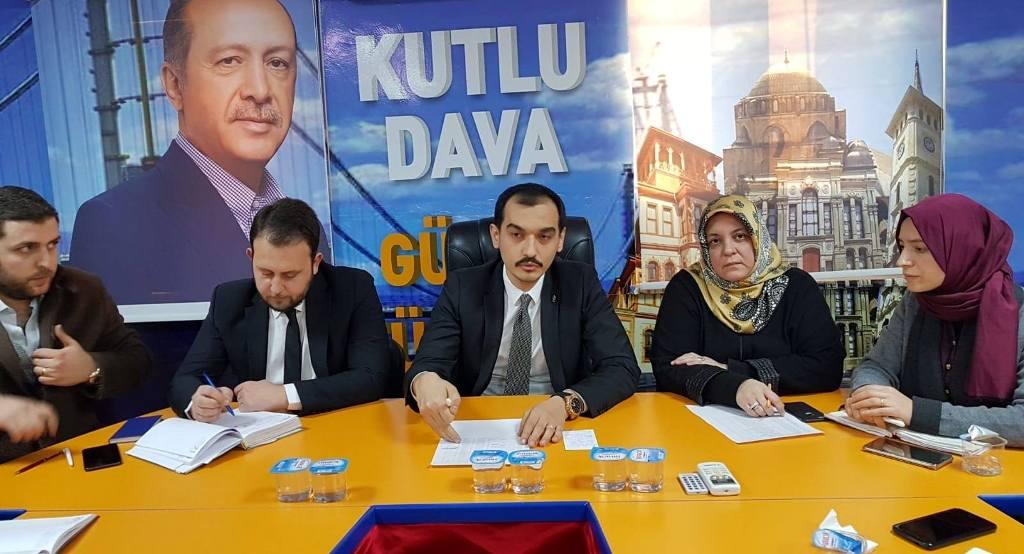AK Parti İzmit, teyakkuza geçti