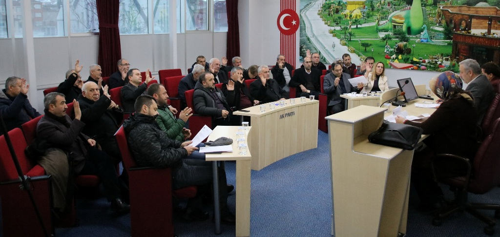 Derince'de Denetim Komisyonu belirlendi