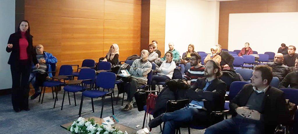 Uzman akademisyenlerden deprem semineri