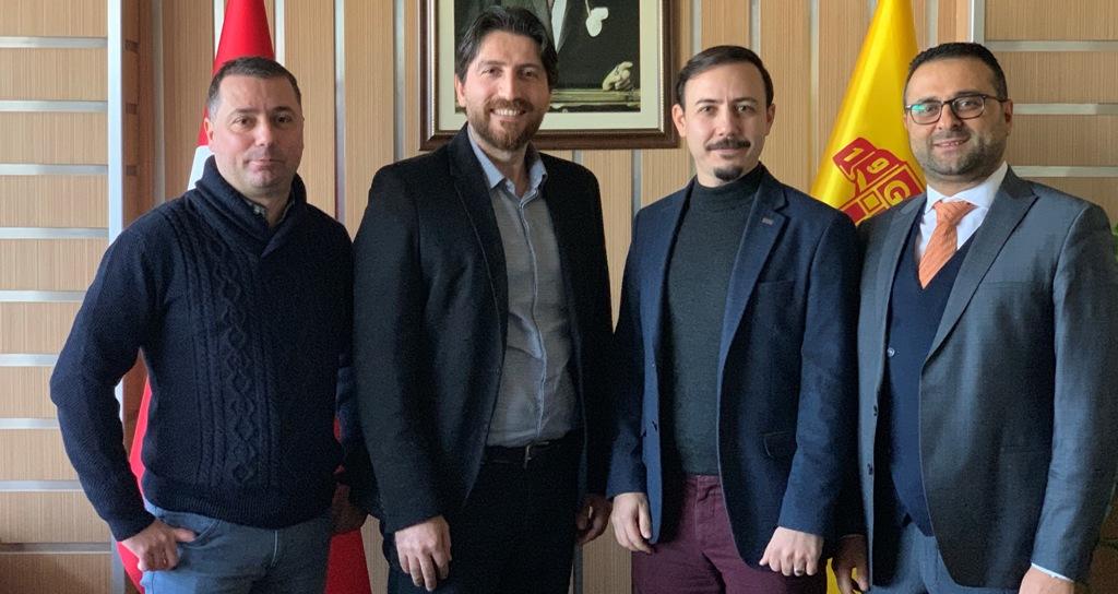 Pay TR Göztepe'nin partneri