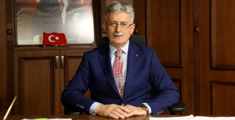 """Başkan Ellibeş, """"1 Mart'ı unutmadık"""""""
