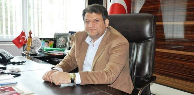 Başkan Ayhan, Saadet'i buldu
