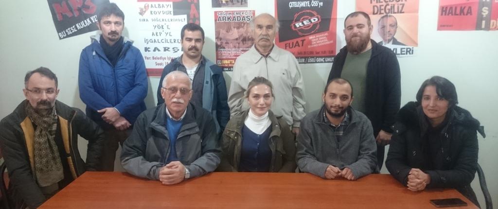 """""""Önceliğimiz demokrasi güçlerinin birliği'"""