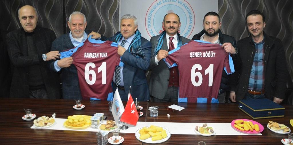 Söğüt, Trabzonlulara konuk oldu