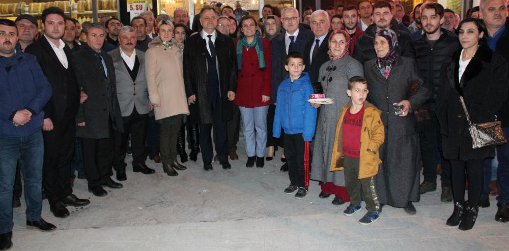 Müttefikler Yenişehir'de