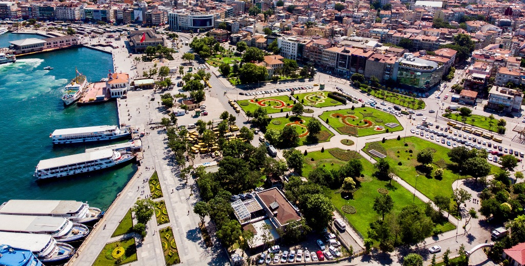 En fazla ev Kadıköy'de arandı