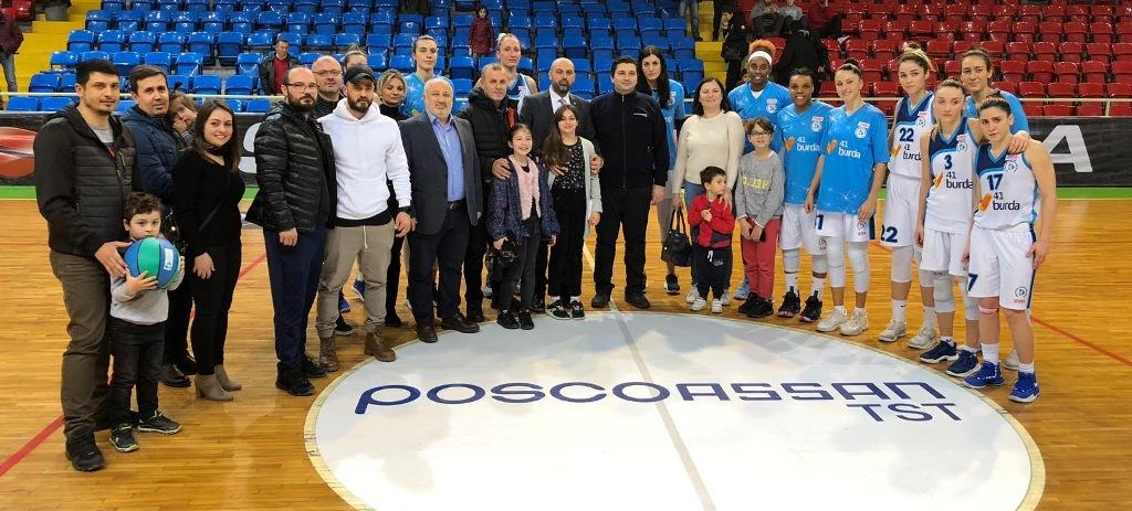 Perilerin yeni sponsoru POSCO Assan