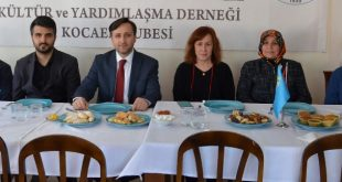 Derinceli Kırım Türkleri, Kayın'a başarı diledi