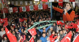 Yenişehirliller, Hürriyet'i bağrına bastı