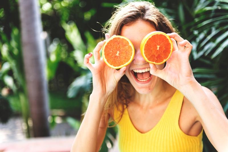 Göz sağlığınız için sarı ve turuncu gıdalar