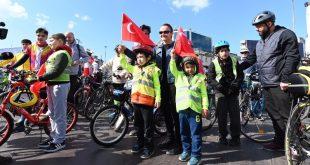 İDO ile bisikletli bayram coşkusu