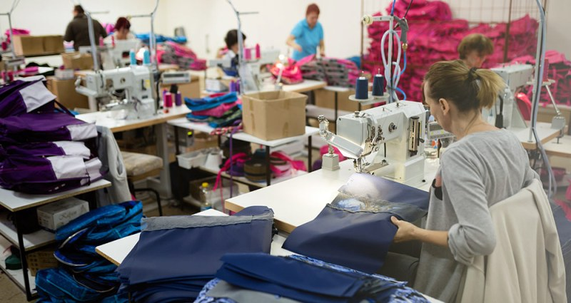 En çok tekstil ihracatını Almanya'ya yaptık