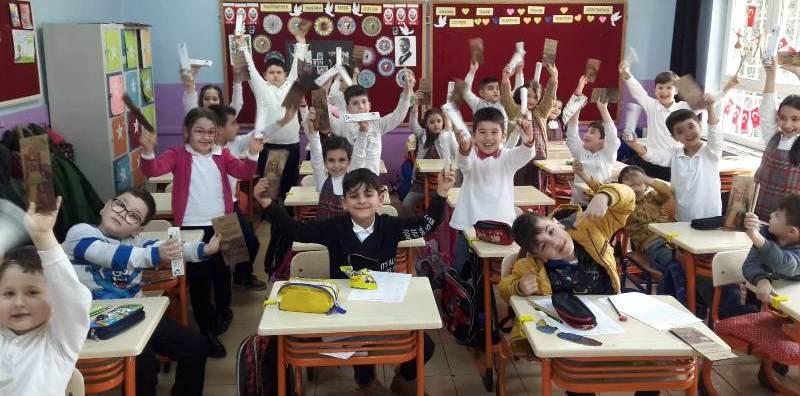 Beş bin öğrenci eğitim aldı
