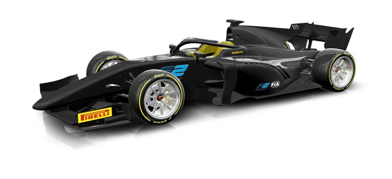Formula 2'ye Pirelli damgası