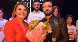 Mehmet Erdem'e yoğun ilgi