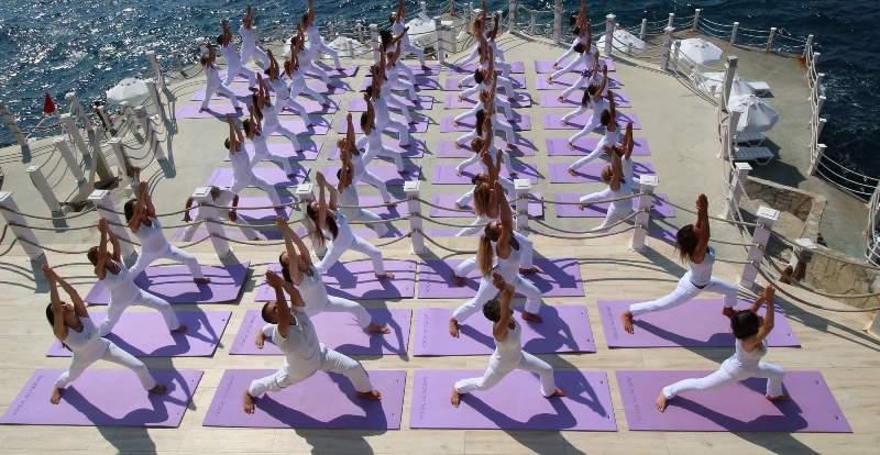 Orijinal yoga sistemi ile oruç tutmak daha kolay