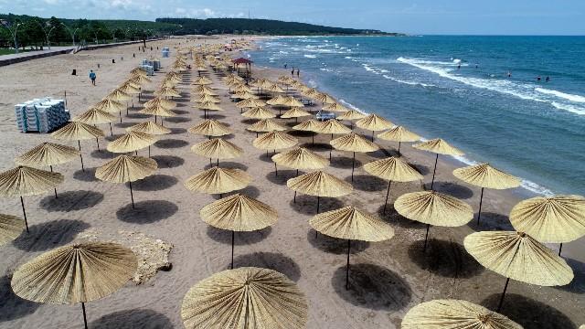 Plajlar, deniz sezonuna hazır