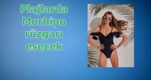 Bu yaz plajların yıldızı, Morhipo Beach koleksiyonu