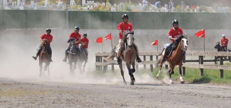 Rahvan at yarışlarına büyük ilgi