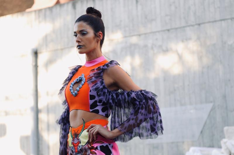 BİLGİ Fashion Show, nefesleri kesti