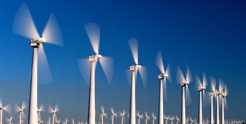 Kurulu rüzgar gücünde yedinciyiz