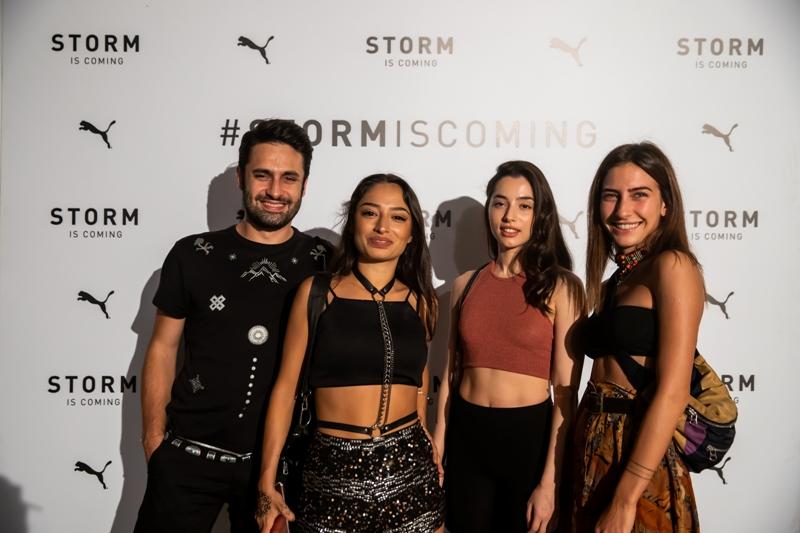 PUMA'dan Storm
