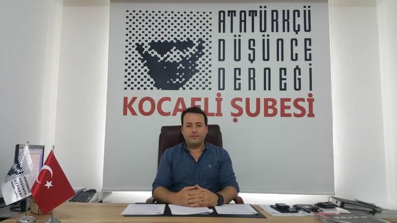 """""""ATATÜRK VE CUMHURİYET DÜŞMANLARININ TAKİPÇİSİYİZ"""""""