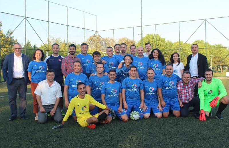 Sepaş Enerji Futbol Kulübü, sezonu açtı